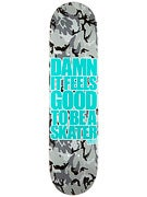 Blind Damn Snow Camo Deck  8.0 x 31.6