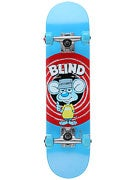 Blind Looney Mouse Soft Top Blue Mini Complete 6.75x27