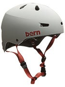 Bern Macon Thin Shell (CPSC) Helmet  Matte Grey