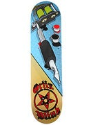Blind Ortiz Oversized Deck  8.1 x 31.8