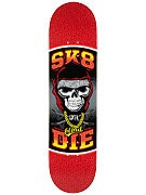 Blind Sk8 Or Die Red/Black Deck  8.0 x 31.6