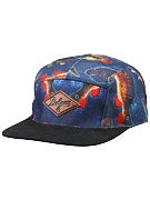Bohnam Perch Camper 5 Panel Hat