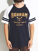 Bohnam Paddle Baseball T-Shirt
