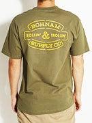 Bohnam Rollin' T-Shirt