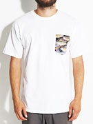 Bohnam Space Trout Pocket T-Shirt