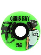 Bones ATF Chris Ray Green Filmer Wheels