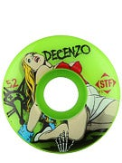 Bones STF Decenzo B-Movie Green V1 Wheels