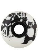Bones ATF Da Bear White Wheels