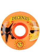 Bones STF Decenzo Shock Orange V1 Wheels
