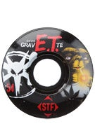 Bones STF Gravette Burn-ET Black V3 Wheels