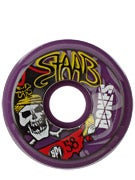 Bones SPF Staab Pirate II Purple Wheels