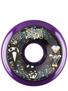 Bones SPF Staab Scientist Purple Wheels