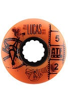 Bones ATF Lucas Vintage Orange Wheels