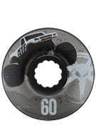 Bones ATF Mudder Fudder Black Wheels