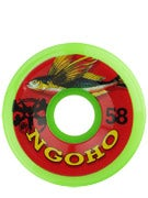 Bones SPF Ngoho Fish Green Wheels