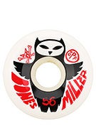 Bones SPF Miller Owl White Wheels