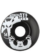 Bones ATF Po Bear Black Wheels