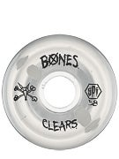 Bones SPF Clear Natural Wheels