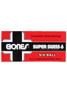 Bones Super Swiss 6 Ball Bearings