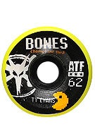 Bones ATF Ty Evans Yellow Filmer Wheels