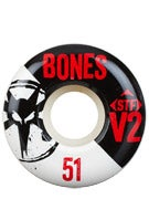Bones STF V-Series V2 Wheels