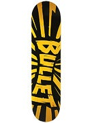 Bullet Shrapnel Yellow Deck  7.8 x 31.7