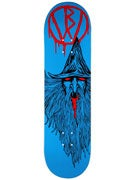 Blood Wizard Blue Deck 8.5 x 32.5