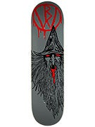 Blood Wizard Grey Deck  8.25 x 32.25