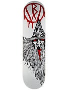 Blood Wizard White Deck 8.0 x 32