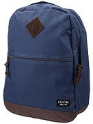 Brixton Carson Backpack Navy/Brown