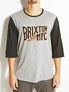 Brixton Coventry 3/4 Sleeve T-Shirt