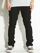 Brixton Delgado Twill Pants Black