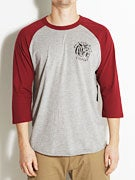 Brixton Deacon 3/4 Sleeve T-Shirt