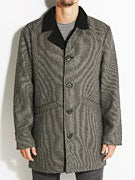 Brixton Darger Overcoat Jacket