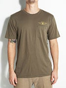 Brixton Duke Pocket Premium T-Shirt