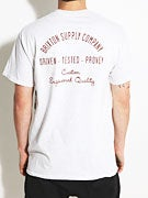 Brixton Driven Pocket T-Shirt