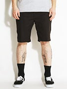 Brixton Fleet Shorts  Black