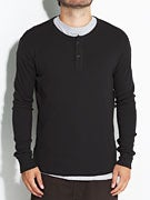 Brixton Grant Thermal Henley Shirt