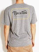 Brixton Grade Pocket Premium T-Shirt
