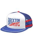 Brixton Lorry Mesh Cap Hat