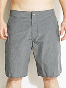 Brixton Mendel Hybrid Trunk Shorts  Heather Grey