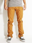 Brixton Nash Canvas Pants  Copper