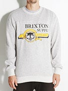 Brixton Newton Crew Fleece