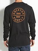 Brixton Oath L/S T-Shirt
