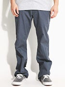 Brixton Post Chino Pants  Dark Blue
