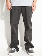 Brixton Post Chino Pants  Charcoal