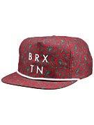 Brixton Riddle Snapback Hat