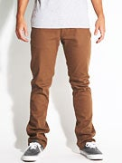 Brixton Reserve Twill Pants Copper