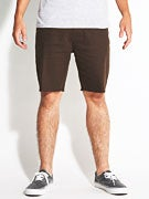 Brixton Reserve Shorts  Brown