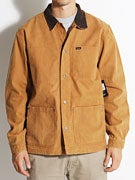 Brixton Survey Jacket  Copper